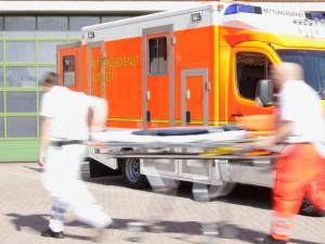 Der Rettungsdienst im Kreis Plön++